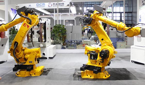 市场将达839亿元!我国机器人产业迎来前所未有的发展机遇!