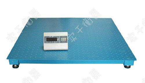 單層電子地磅秤