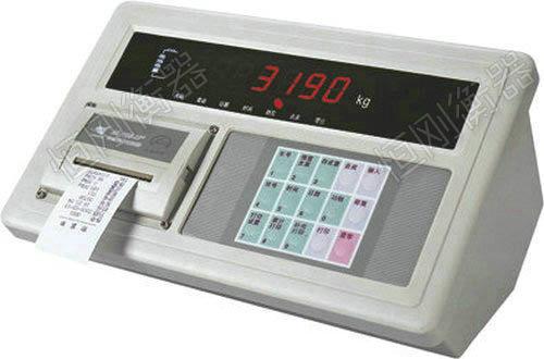 地磅称重显示器