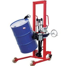 倾斜式电子油桶秤