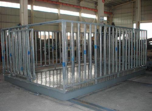 2mx2m围栏动物秤