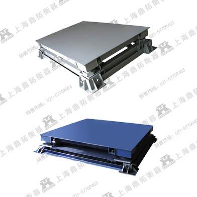 2X2M-5吨带打印缓冲平台秤