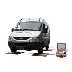 汽车重量检测设备
