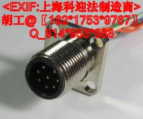 M12方形插座
