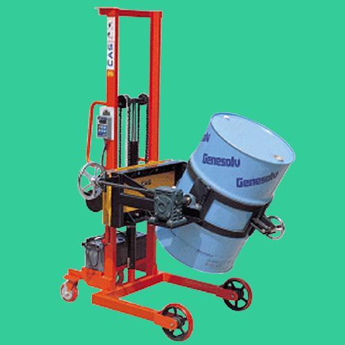 油桶搬运车电子秤