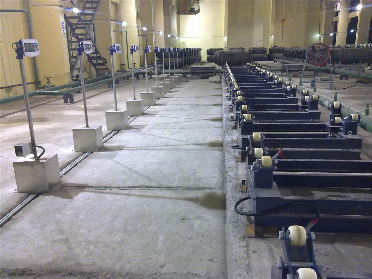 自来水厂钢瓶秤