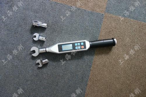数显扭力测量扳手图片  (开口头)
