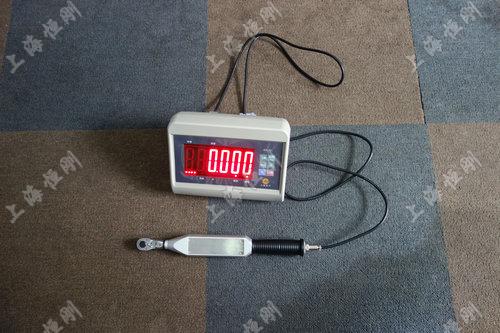 非标定制数显扭力测量扳手图片