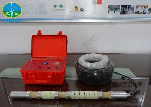 天功测控TH-1F2S-GK型 一发双收干孔声波测井换能器
