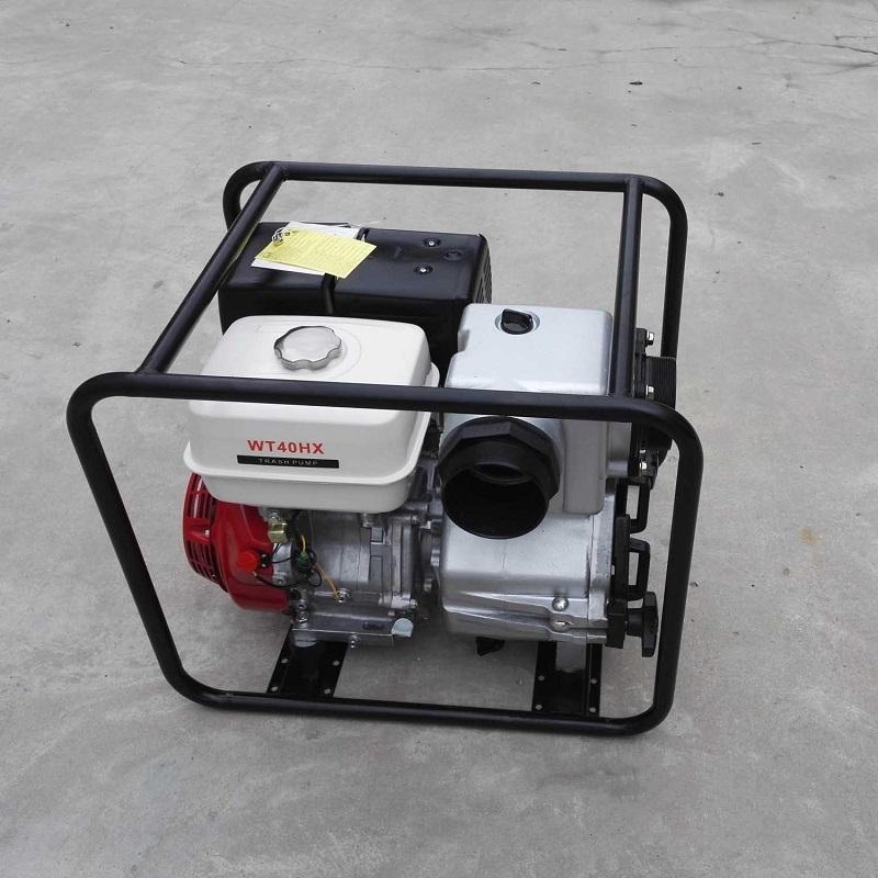 3寸汽油污水泵